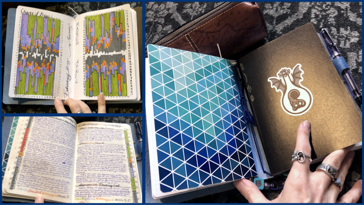 Journals, Planners, & Pens – Daily Journal